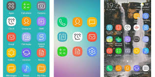 themes galaxy s6 apk download samsung galaxy s8 theme for samsung devices dream ux port