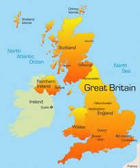 Map Of Ireland And England by England Vs Scotland Competing Reform Visions The