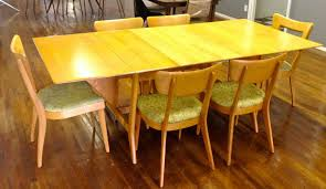 Drop Leaf Table With Chairs Heywood Wakefield