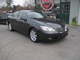 2008 lexus es 350 for sale by owner 2008 lexus es 350 loaded navigation rearview back up camera heated