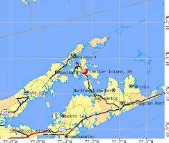 map of the htons shelter island york ny 11964 profile population maps