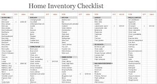 Free Inventory List Template by 8 Free Sample Moving Inventory List Templates U2013 Printable Samples