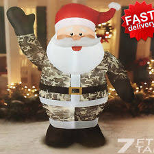 Inflatable Lawn Decorations Inflatable Christmas Decorations Ebay