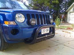 jeep patriot nerf bars nerf bars installed jeep patriot forums