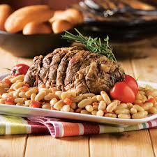 agneau cuisine gigot d agneau au romarin pour mijoteuse recettes cuisine et