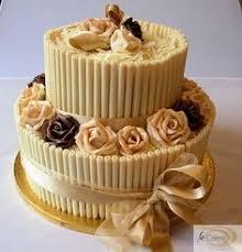 4 tier chocolate wedding cake beautiful cakes pinterest