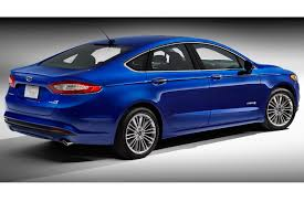 ford fusion price range 2013 ford fusion hybrid overview cars com