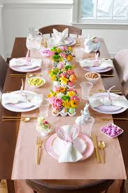 27 easter table decorations table decor ideas for easter brunch