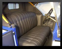 Car Upholstery Services Nick U0027s Upholstery Dedicated To The Preservation And Restoration