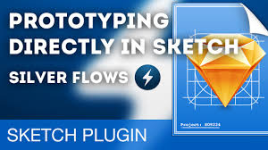 prototyping directly in sketch 3 using silver flows u2022 sketch 3