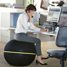 Desk Chair Workout 17 Best Balance Ball Chairs For Sitting Behind A Desk U2013 Vurni