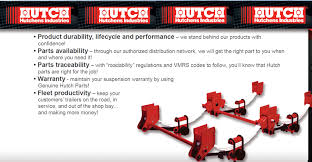 Hutch 9700 Suspension Parts Hutchens Truck Suspension Parts And Service Repair Abbotsford
