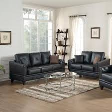 Black Sofa Pillows by Tip Top Furniture Celia Two Toned Leather Sofa