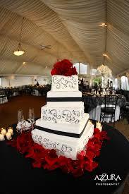 wedding cake newcastle newcastle golf club wedding flora