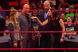 wwe wrestling news sports entertainment movie infos and download watch stephanie mcmahon slam ronda rousey through a table video