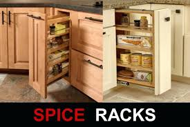 Kitchen Cabinet Spice Rack Organizer Shelves Pull Out Spice Racks Kitchen Cabinet Shelf Liner Target