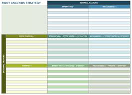Blank Road Map Template by 9 Free Strategic Planning Templates Smartsheet