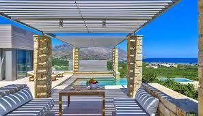 villa minima pretty greek villa in crete u2013 riginos realty