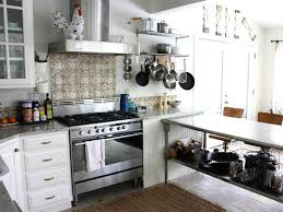 kitchen blue gray backsplash tiles cabinet industry stainless