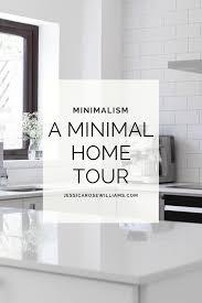 How To Achieve A Minimal Scandinavian Bedroom Minimalist A Minimal Interior Home Tour Jessica Rose Williams