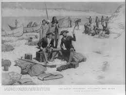 Arizona how many miles did lewis and clark travel images Lewis and clark expedition jpg