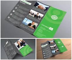 11x17 trifold brochure templates best u0026 professional templates
