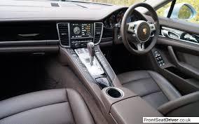 porsche panamera inside porsche panamera diesel 2013 interior phil huff frontseatdriver co