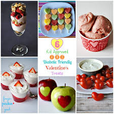 kid valentines 6 kid approved diabetic friendly s treats finger
