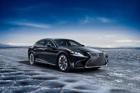 lexus sports car blue 2018 lexus ls 500 f sport coming to new york motor trend