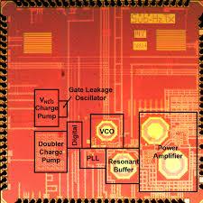 Radio Transmitter Repair Ma Radio Chip For The U201cinternet Of Things U201d Mit News