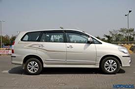 toyota innova new toyota innova 2 5 z review ageless wonder motoroids