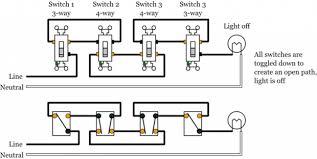 way wiring diagram enticing bright way switch elektronik us