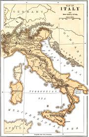 Best 10 Map Of Italy by The Project Gutenberg Ebook Of A Short History Of Italy By Henry