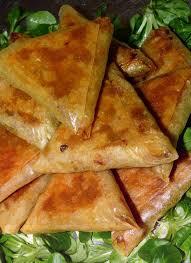 Samoussas poulet curry A essayer Pinterest