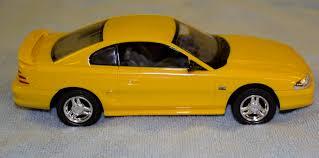mustang gt model 1994 ford mustang gt coupe promo model car model cars hobbydb