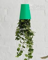 new arrive fashion sky planter upside down plant pot party