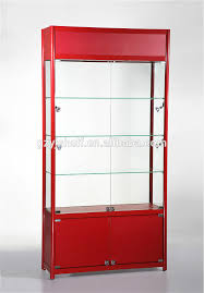 large display cabinet with glass doors glass door display cabinet handballtunisie org