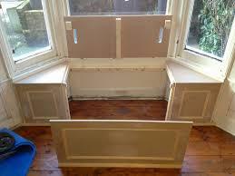 Kitchen Bay Window Seating Ideas by Bench In Bay Window U2013 Pollera Org