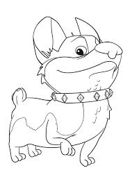 corgi coloring pages chuckbutt