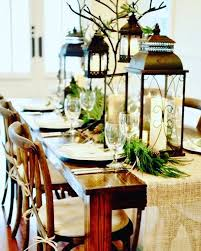 home design fancy dining room table decorations
