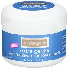 neutrogena oil free liquid eye makeup remover 3 8 fl oz