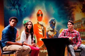 nick hotel hosts power rangers super megaforce weekends in orlando