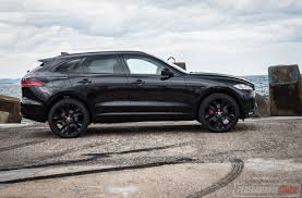 jaguar f pace 2016 jaguar f pace s 35t review video performancedrive