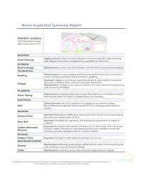 sample house inspection report house inspection report radon inspection report home