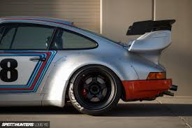 1991 porsche 911 turbo rwb the highest star of rwb speedhunters