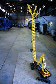 meet maker don smith of the lego crane noco mini maker faire