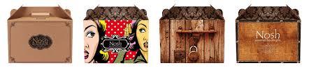 Perth Australia Hamper Basket Artisan Chocolate Nosh Gourmet