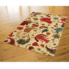 Hawaiian Area Rugs by Amazon Com Mohawk Home Strata Tropical Acres Paisley Floral