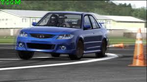 mazdaspeed cars hd forza 4 top gear car test 2001 mazda mazdaspeed