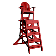 535 lifeguard chair tlg535